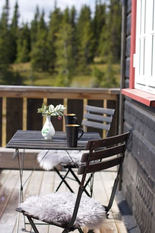Charming mountain cabin in Valdres, great hiking!