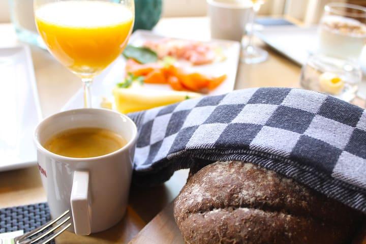 Bijzondere logie in meest unieke dorp van NL/BE - Baarle-Nassau - Bed & Breakfast