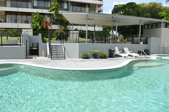Harbour Views Apartment - In the heart of Darwin