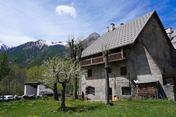 Appartement 4 étoiles au Monêtier-les-Bains