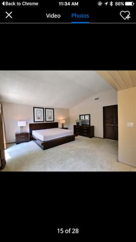 New amazing and spacious room - Montebello - Casa