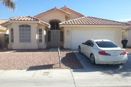 Charming North LV home - North Las Vegas