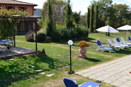Villa Podere Bellaria - Pergine Valdarno - Villa