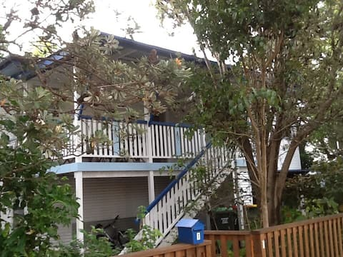 Evans Head comfortable family holiday home
