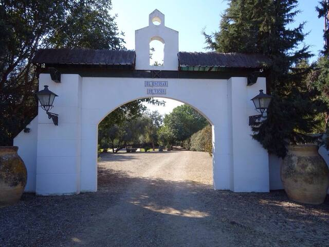 Complejo de turismo rural / activo. - Jerez de la fra  - House