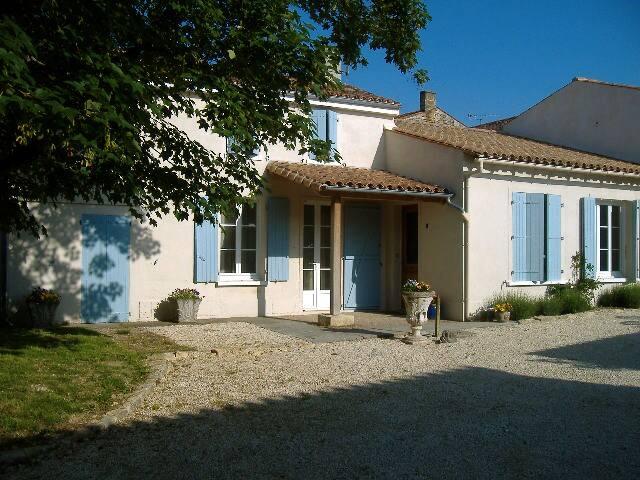 La Lavande - Aulnay - House