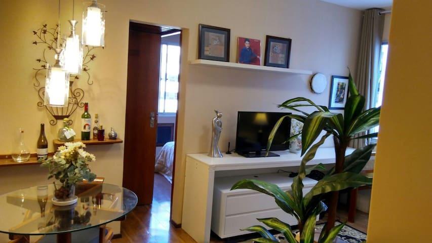 Apartamento Flat Savassi - Belo Horizonte - Departamento