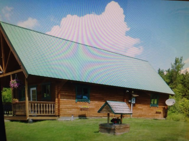 River bend cabins #2 Bear - Lyndonville