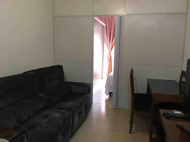 Apartamento completo no Centro de São Paulo