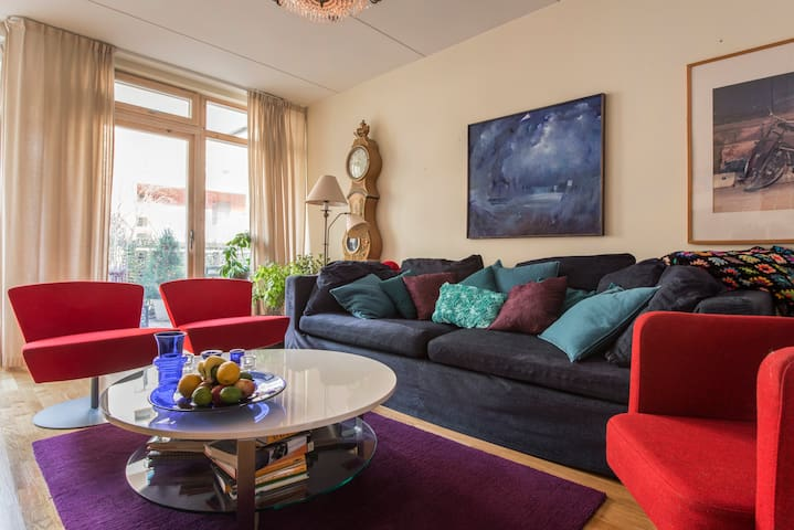 Modern four room apartment! - Estocolmo - Apartamento