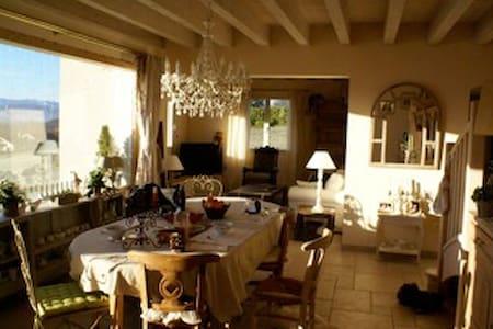 Maison de charme dans la campagne Ariègeoise - Pamiers