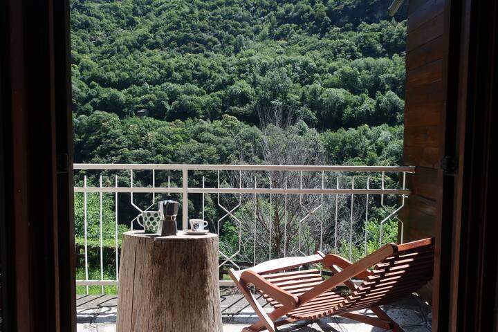 Appartamento immerso nei monti Bassa Valle d'Aosta