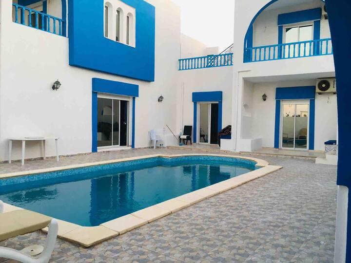 Beach Sea and Desert Djerba Island of dreams