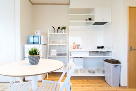 Easy Access Tokyo/Free Pocket Wifi/Fully Renovated - Matsudo-shi - อพาร์ทเมนท์