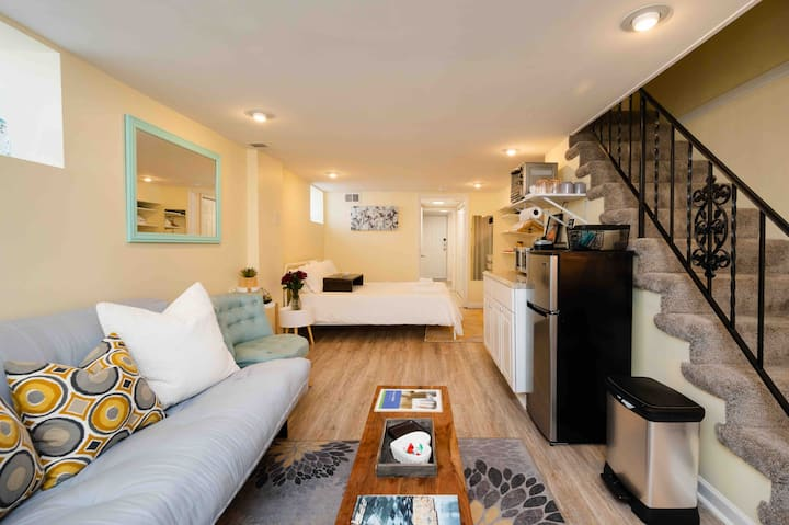 Brewers Hill's best luxurious studio apartment