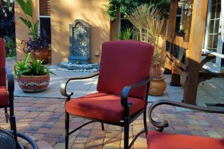 Italian Gardens and Sanctuary.  Tampa. Orlando.