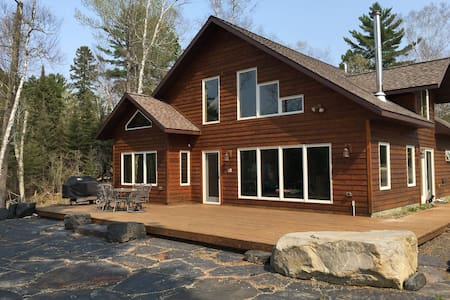 Burntside Lake Northwoods Getaway - House