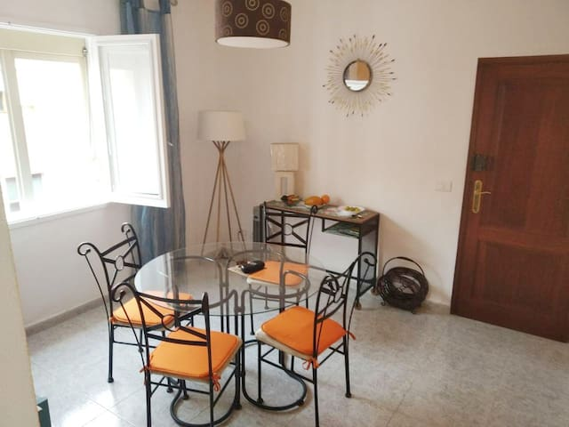 Las Dunas private single room near to the beaches