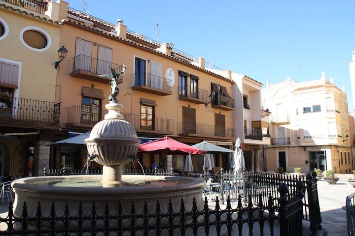 Apartamento Rural El Rellotge - Sant Mateu - Apartment