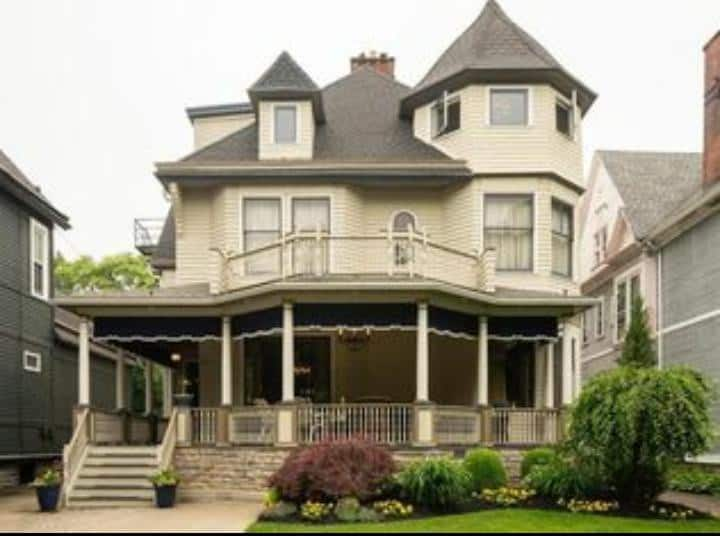 One of Top 10 Buffalo Homes - Elmwood Village