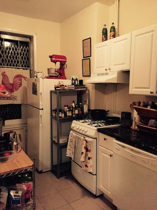 Kitchen, available for your use.