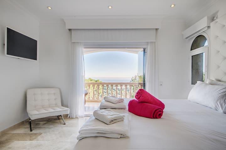 First Floor Master Bedroom 3