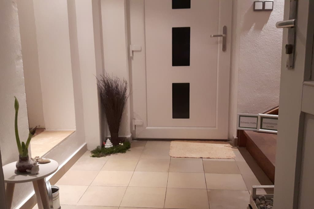 Zugang Garten