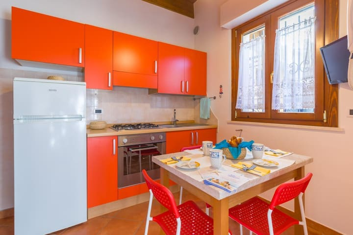 Holiday apartment Virgilio