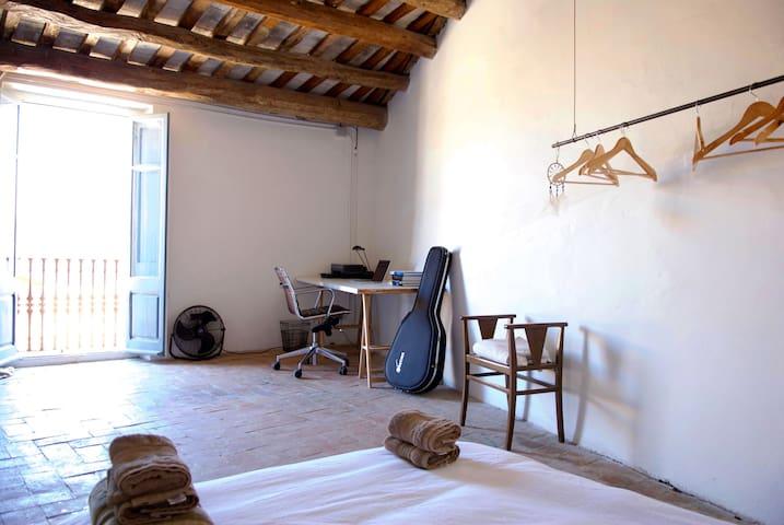 Habitación Individual - Ventalló - Casa
