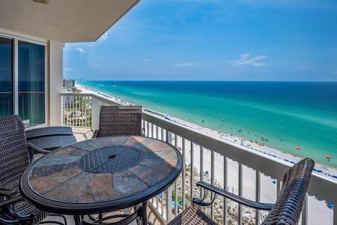 14th floor~Silver Beach Towers~2BR/2BA~ ¡NUEVO!