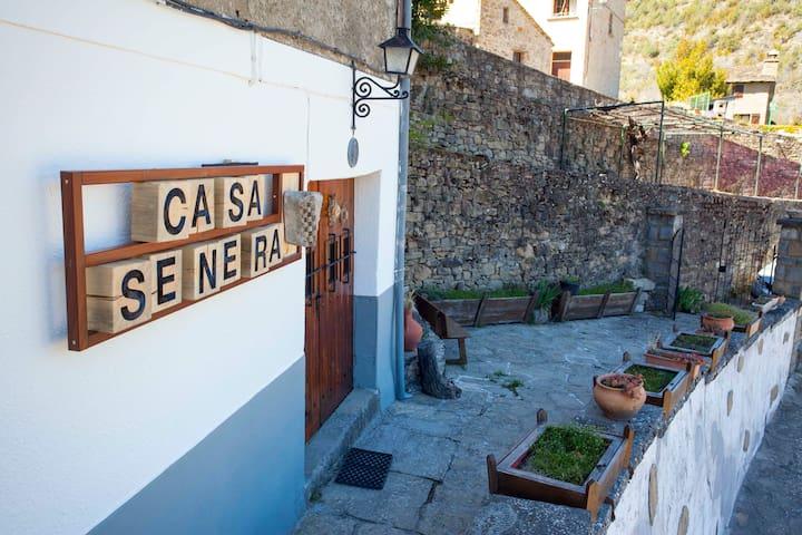 CASA SENERA - Santa Cruz de la Serós - Haus