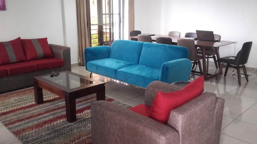 Appartement Haut Standing à Bonapriso Douala