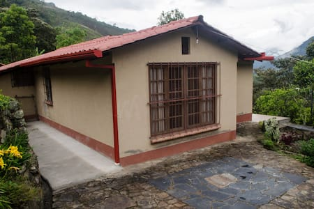 Coroico beautiful home and view