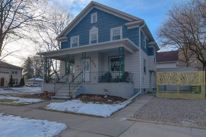 The S. Clay Street House~ Whole House for Rent