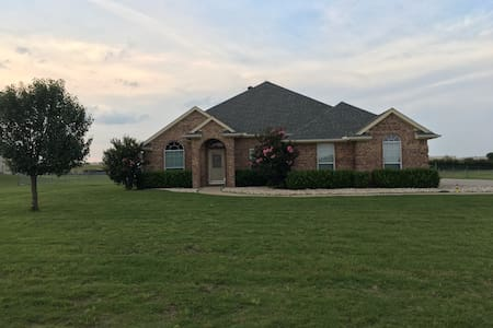 Ranch home 15min from Fort Worth - Fort Worth