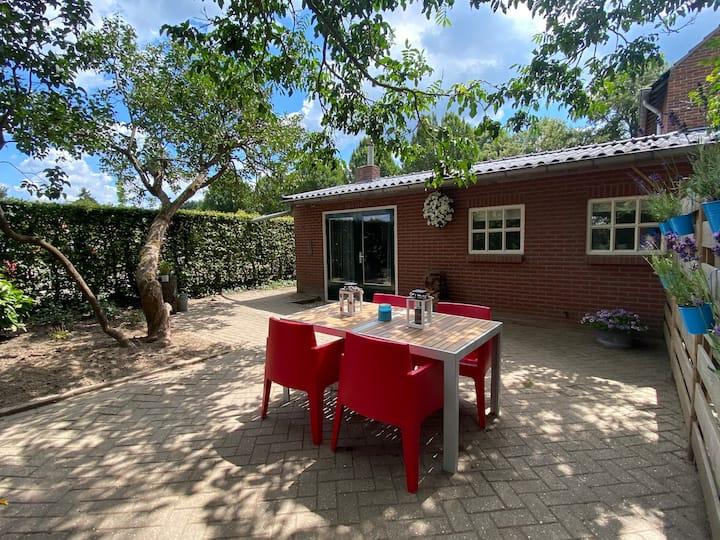 Mooi appartement in groene en rustige omgeving