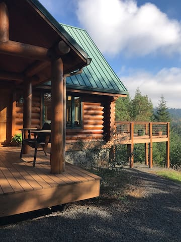 Utopia Log Cabin
