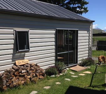 Jo's Place - Lake Tekapo - Chatka