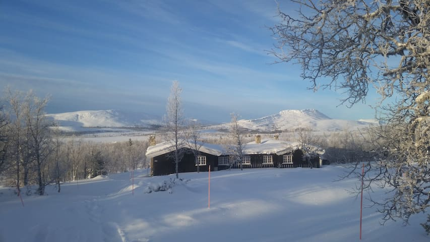 Cottage at Venabygdsfjellet Rondane - min 3 nights - Venabygd - Cabaña