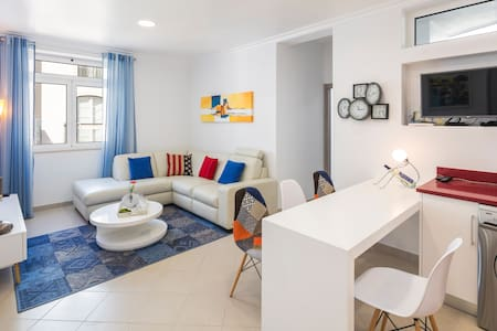 More central is impossible! Lagos, 1+1 bed apart! - Lagos - Appartement
