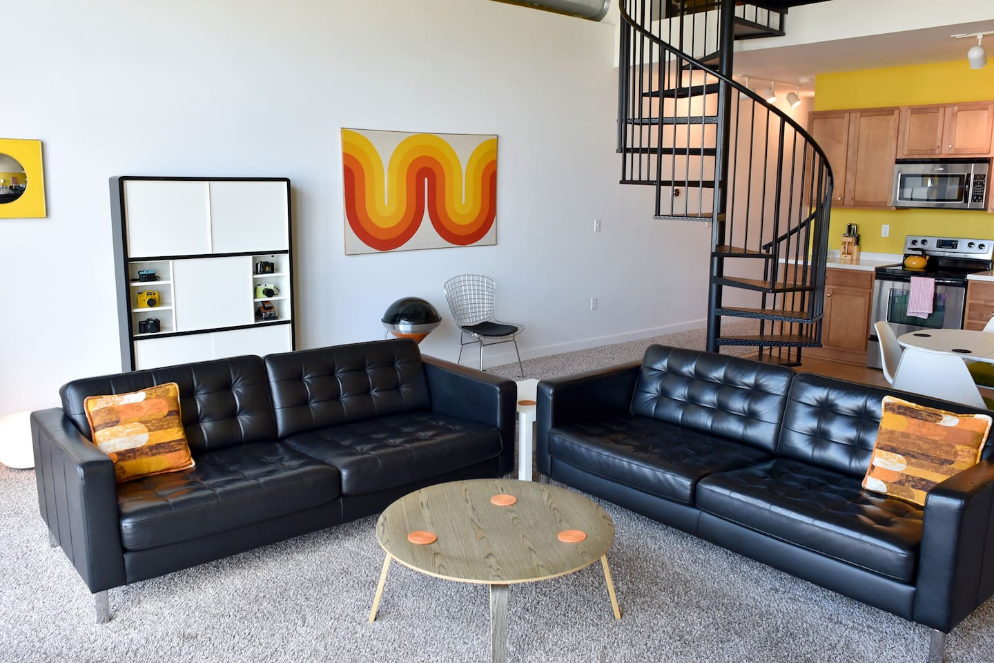 Ultra modern loft on the lake view of cedar point lofts for rent in sandusky ohio united states