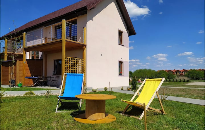 Holiday cottage with 1 bedroom on 29m² in Sarbinowo
