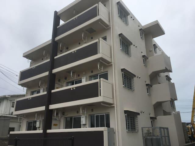 新築物件1LDK(205)駐車場1台無料 市街地まで車で5分 - 石垣市 - Apartment