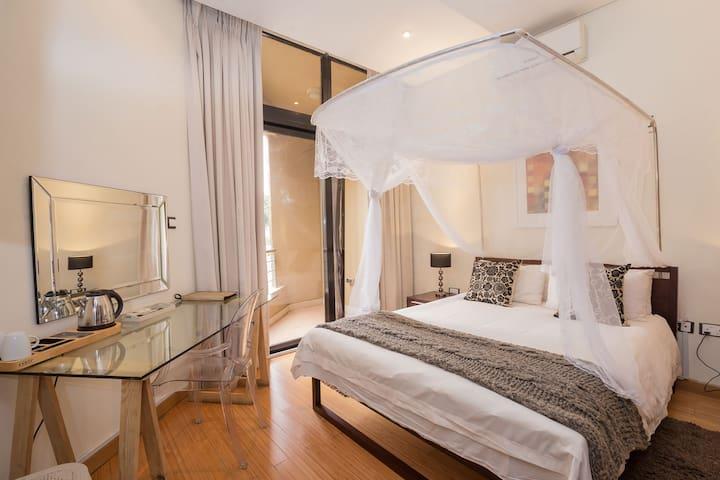 Executive bedrooms