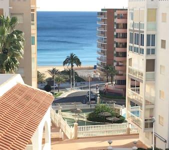 Apartamento playa con vistas al mar - Los Arenales del Sol - Lägenhet