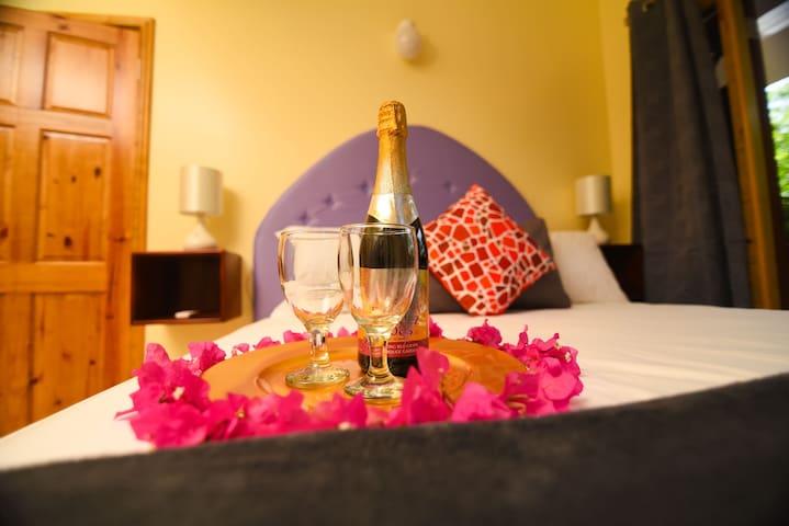 Miscad Suite-Romantic Getaway/Relaxing Retreat
