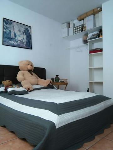 Céntrica habitación en Cancún - Cancún - House