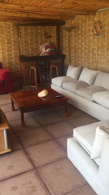 El Bar en sala de estar