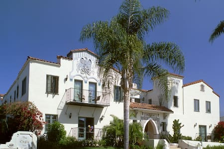 Close to downtown, beach, wine area - Santa Barbara