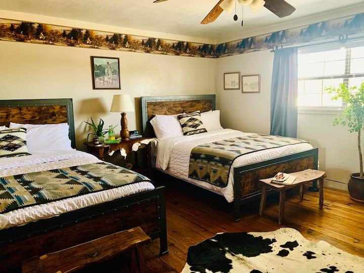 The Rancher, #2 | Historic Fort Davis Drug Store